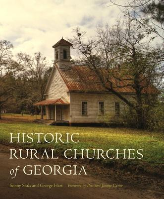 Historic Rural Churches of Georgia Cover Image