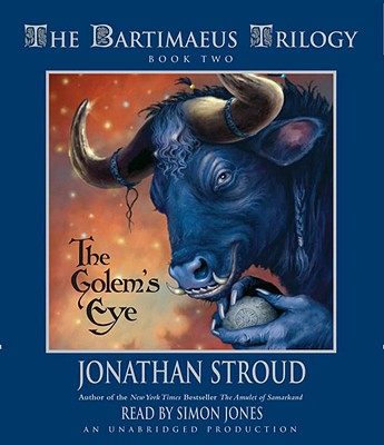 The Golem's Eye Cover Image
