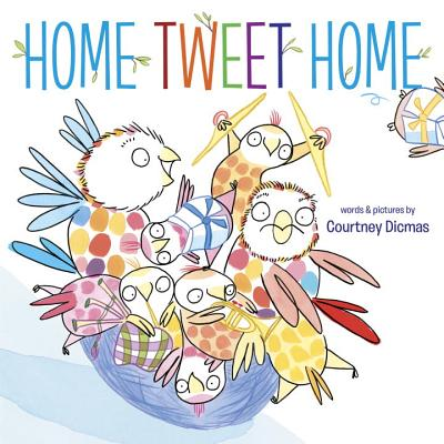 Home Tweet Home Cover