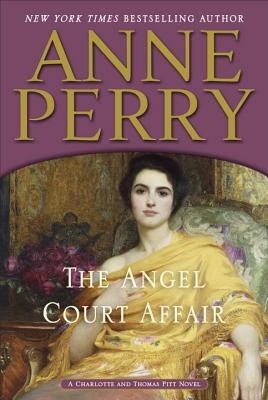 The Angel Court Affair Cover