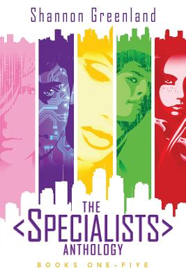 The Specialists Anthology Cover Image