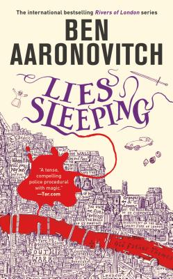 Lies Sleeping (Rivers of London #7) Cover Image