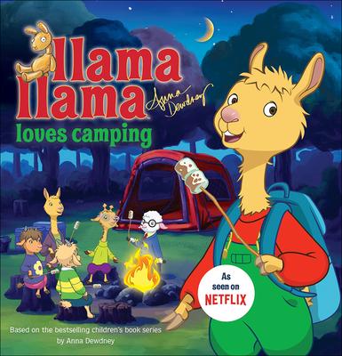 Llama Llama Loves Camping Cover Image