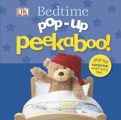 Pop-Up Peekaboo! Bedtime: Pop-Up Surprise Under Every Flap! Cover Image