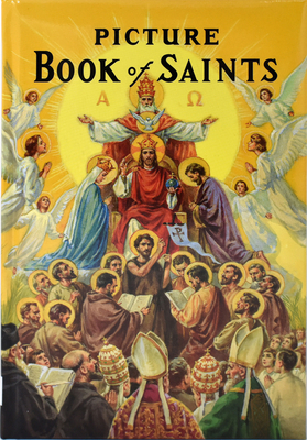 Picture Book of Saints Cover Image