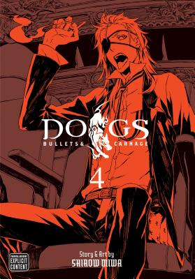 Dogs, Volume 4 Cover