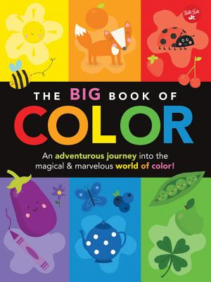 The Big Book of Color Cover