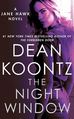 Cover for The Night Window (Jane Hawk #5)