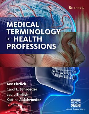 Medical Terminology for Health Professions, Spiral Bound Version Cover Image