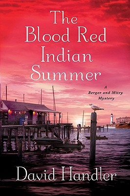 The Blood Red Indian Summer Cover