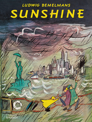 Sunshine: A Story About the City of New York: A Story About the City of New York Cover Image