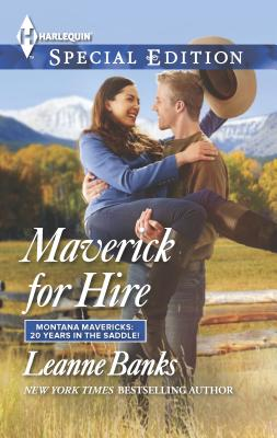 Maverick for Hire Cover