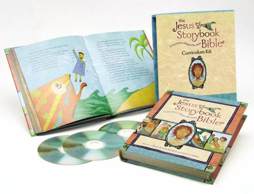 The Jesus Storybook Bible Curriculum Kit Cover