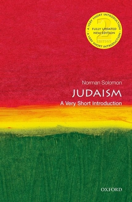Judaism: A Very Short Introduction (Very Short Introductions) Cover Image