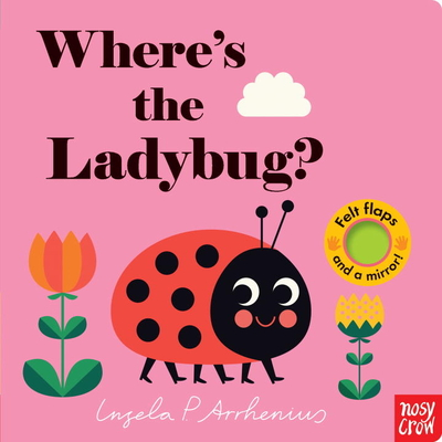 Where's the Ladybug? Cover Image