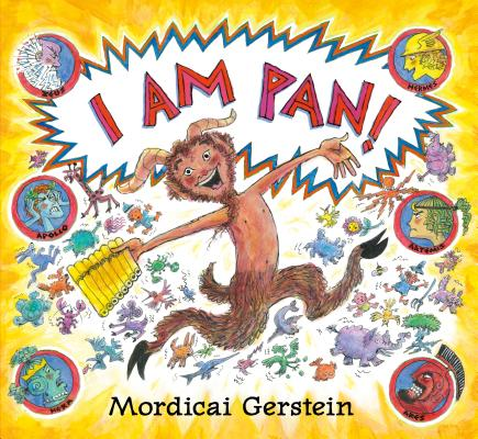 I Am Pan! Cover