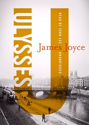 Ulysses [With Earbuds] (Playaway Adult Fiction) Cover Image