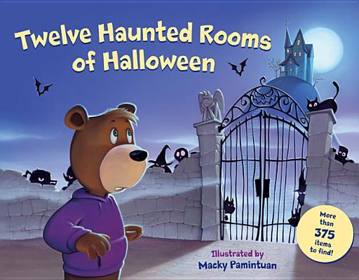 Twelve Haunted Rooms of Halloween Cover