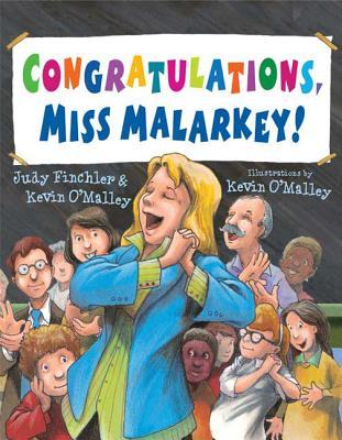 Congratulations, Miss Malarkey! Cover
