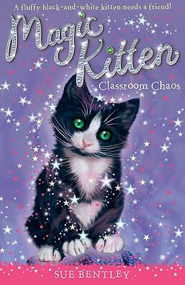 Classroom Chaos (Magic Kitten #2) Cover Image
