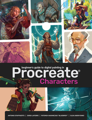 Cover for Beginner's Guide to Procreate
