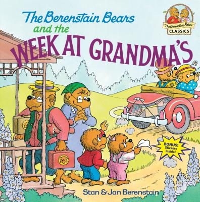 The Berenstain Bears and the Week at Grandma's Cover