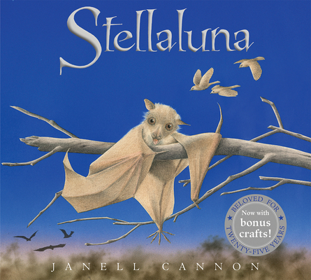 Stellaluna 25th Anniversary Edition Cover Image
