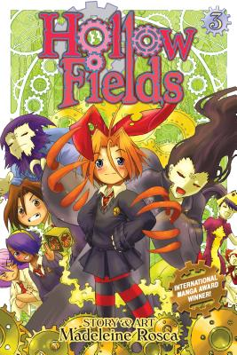 Hollow Fields, Volume 3 Cover