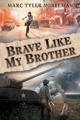 Brave Like My Brother Cover Image