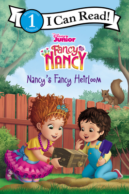 Disney Junior Fancy Nancy: Nancy's Fancy Heirloom (I Can Read Level 1) Cover Image