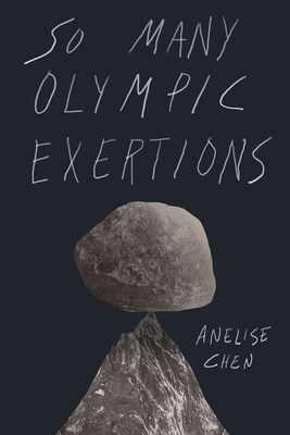 Cover of So Many Olympic Exertions by Analese Chen