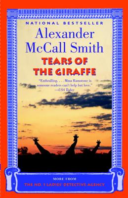 Tears of the Giraffe (No. 1 Ladies' Detective Agency Series #2) Cover Image