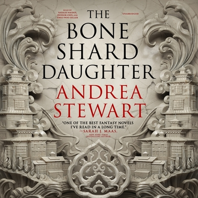 The Bone Shard Daughter Cover Image