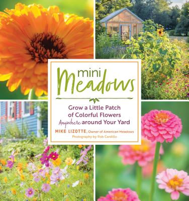 Mini Meadows: Grow a Little Patch of Colorful Flowers Anywhere around Your Yard Cover Image