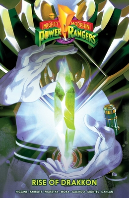 Mighty Morphin Power Rangers: Rise of Drakkon Cover Image