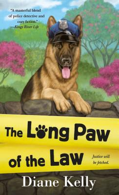 The Long Paw of the Law (A Paw Enforcement Novel #7) Cover Image