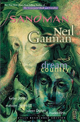 The Sandman Vol. 3: Dream Country (New Edition) Cover Image