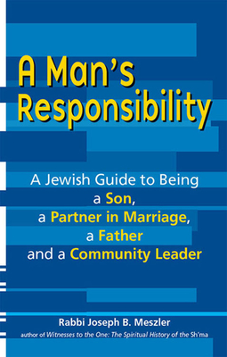 A Man's Responsibility Cover