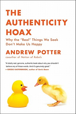 The Authenticity Hoax Cover