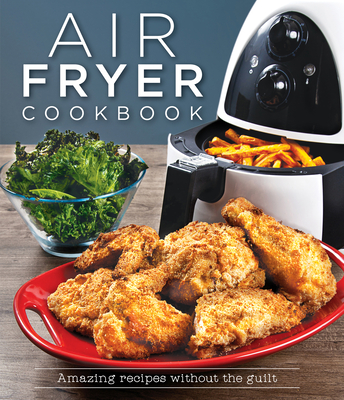 Air Fryer Cookbook Cover Image