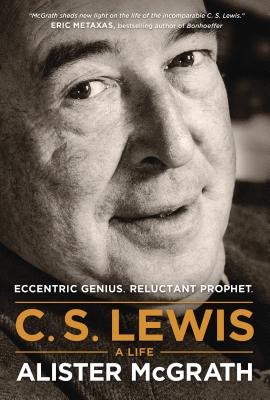 Cover for C. S. Lewis -- A Life