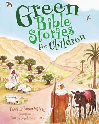 Green Bible Stories for Children Cover