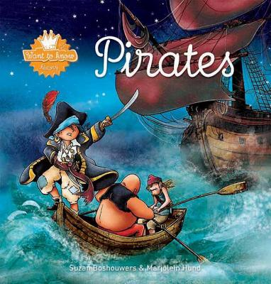 Pirates (Want to Know) Cover Image