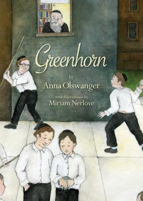 Greenhorn Cover