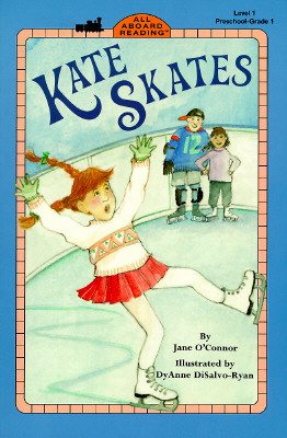 Kate Skates (Penguin Young Readers, Level 2) Cover Image