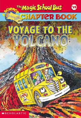 Cover for The Magic School Bus Science Chapter Book #15