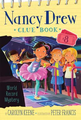 World Record Mystery (Nancy Drew Clue Book #8) Cover Image