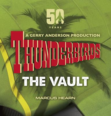 Thunderbirds: The Vault Cover Image