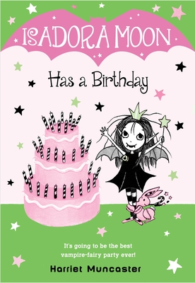 Isadora Moon Has a Birthday Cover Image