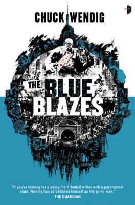 The Blue Blazes Cover